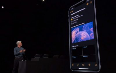 Apple debuts iOS 13 with Dark Mode, enhanced speed, swipe to type