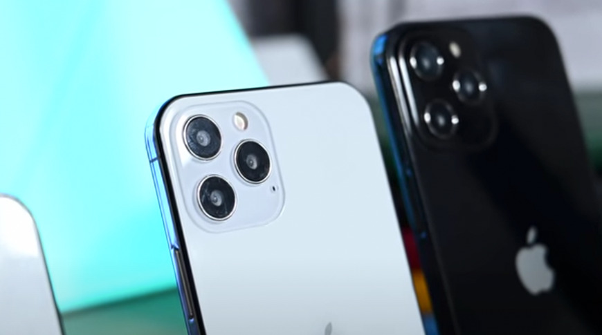 Carrier marketing email confirms 'iPhone 12' 5G support